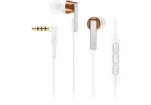 Sennheiser CX 5.00G Headphones, White