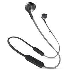 JBL T205BT Wireless In-Ear Headphones,  Black