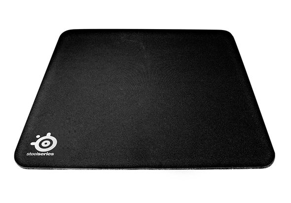 SteelSeries QcK Heavy Gaming Mouse Pad, Black
