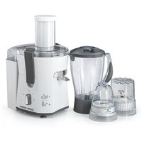 Black & Decker JBGM600-B5 500W Juicer, Blender, Grinder & Mincer