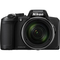 Nikon Coolpix B600 Digital Camera, Black