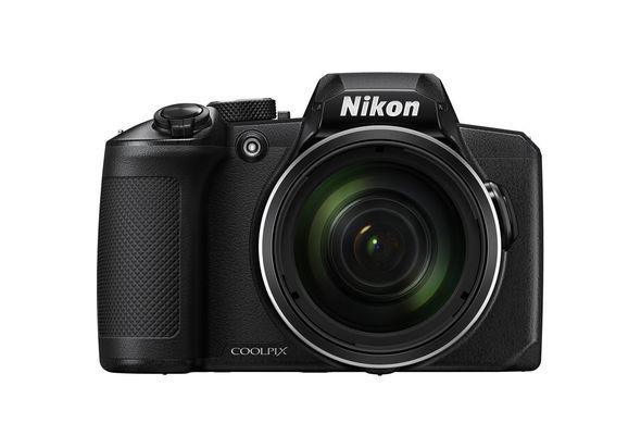 Nikon Coolpix B600 Digital Camera, Black