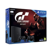 Sony Playstation 4 1TB GT Sport Bundle
