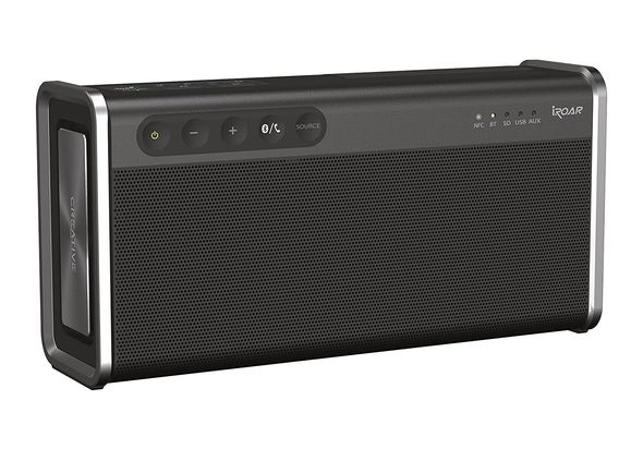 Creative iRoar Go Bluetooth Wireless Speaker, Black
