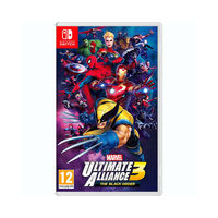Marvel Ultimate Alliance 3 for Nintendo Switch