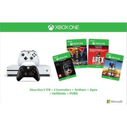 Microsoft Xbox One S 1TB Console Bundle 1