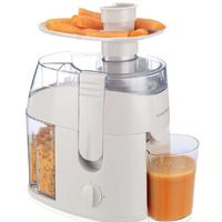 Black & Decker JE65 Juice Extractor, White