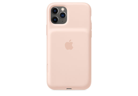 Apple iPhone 11 Pro Smart Battery Case, Pink Sand,  Pink Sand