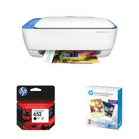 HP DeskJet Ink Advantage 3635 All-in-One Printer Bundle
