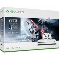 Microsoft Xbox One S 1TB Console with Jedi Fallen Order Bundle