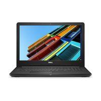 Dell Inspirion i3-7020U, 4GB, 1TB 15 inch Laptop, Black