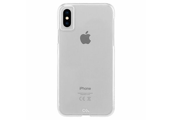 Case Mate Barely There Case for Apple iPhone XS/X