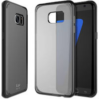 iLuv Vyneer Case for Galaxy S7 edge, Black