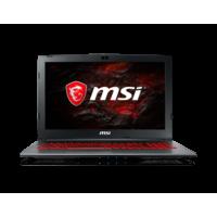 """MSI GV62 Kabylake i7-7700HQ 16GB, 1TB+ 256GB, GTX1060 6G Graphic 15.6"""" Gaming Laptop"""