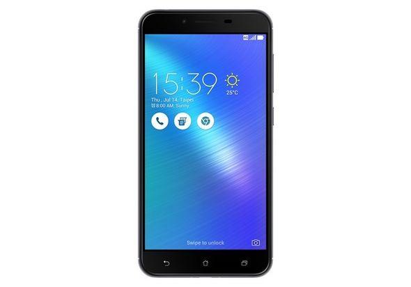 Asus ZenFone 3 Max ZC553KL Smartphone LTE, Titanium Gray