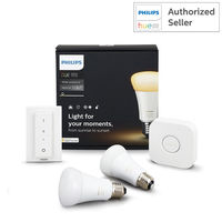 Philips Hue White Ambiance 8.5W A60 E27 Set Starter Kit