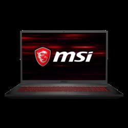 """MSI GF75 Thin i7 16GB, 1TB+ 256GB 4GB GTX 1050 17"""" Gaming Laptop"""