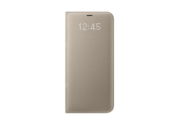 Samsung Galaxy S8+ LED View Cover, Gold