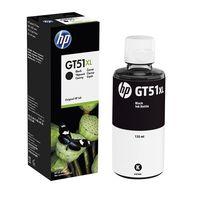 HP GT51XL 135-ml Black Original Ink Bottle
