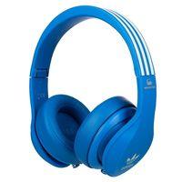 Monster - Adidas Over the Ear Noise isolation Headphones,  blue