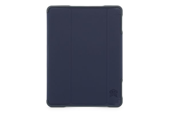STM Dux Plus Case for 10.5-inch iPad Pro, Midnight Blue
