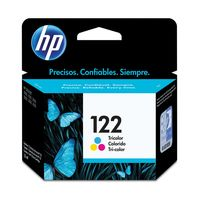 HP 122 Ink Cartridge - CH562HK, Tri-color