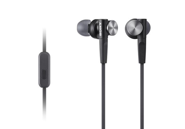 Sony Extra Bass Earbud MDRXB50AP Headset
