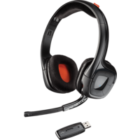 Plantronics GameCom 818 Wireless stereo headset for PC, Mac, and PS4
