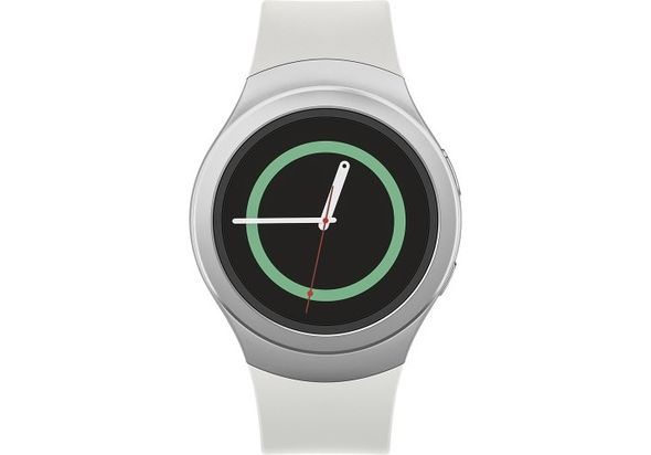 Samsung Gear S2 Smart Watch Sport Style, White