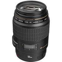 Canon EF 100mm f/2.8 Macro USM Lense