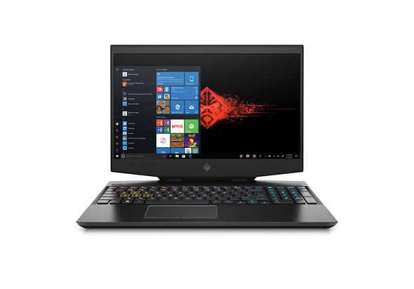 HP OMEN 15-DH0009NE i7 32GB, 1TB+ 256GB 6GB Graphic 15  Gaming Laptop