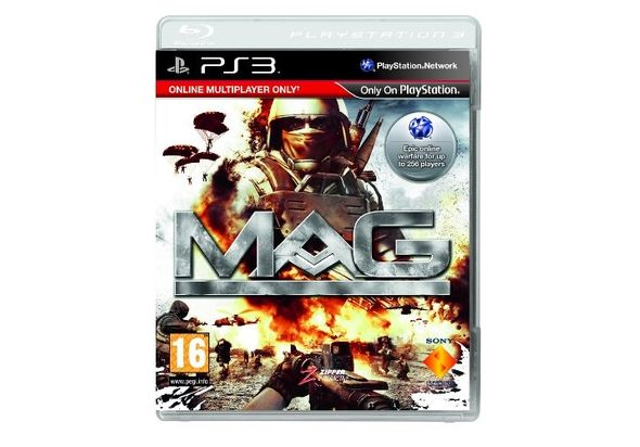 Sony PS3 MAG
