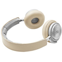 B&O PLAY by Bang & Olufsen Beoplay H8 Wireless On-Ear Headphones with Active Noise Cancellation, Natural