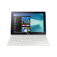 "Samsung Galaxy Book 128GB 12"" Tablet LTE, White"