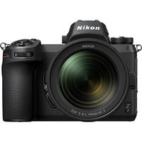نيكون , كاميرا رقمية بدون مرآه مع عدسات 70- 24 مم