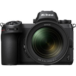 Nikon Z7 Mirrorless Digital Camera with 24-70mm Lens
