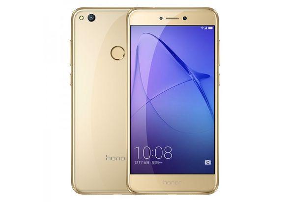 Huawei Honor 8 lite Smartphone LTE, Gold