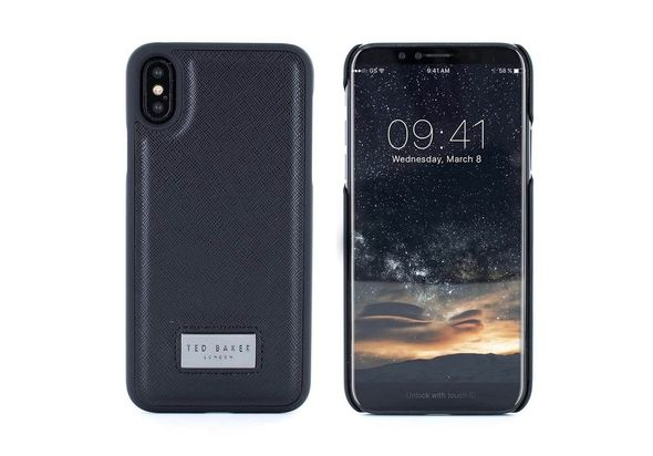 Proporta Ted Baker FRANKY Case for iPhone X, Black