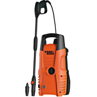 Black & Decker PW1300S-B5 1300W 100 Bar Pressure Washer