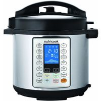 NutriCook 8L Smart Pot Rice Cooker