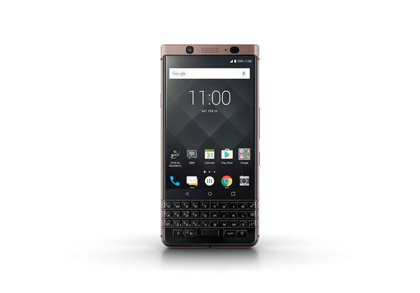 Blackberry Key One 64GB Smartphone LTE, Bronze Edition