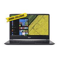 "Acer Swift 5 S5-371 i3 7100U 4GB, 256GB 14"" Laptop, Black"