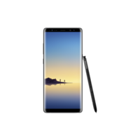 Samsung Galaxy Note8 Smartphone, Midnight Black