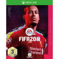 FIFA 20 for Champions Edition for Xbox One