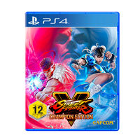 Street Fighter V Champion Edition for PS4