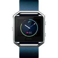 Fitbit Blaze Smart Fitness Watch Large, Blue