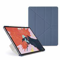 "Pipetto Ultra Slim Origami Smart Case for iPad Pro 12.9"" (2018),  Navy"