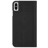 Case Mate Barely There Folio Black Case for iPhone Xs Max