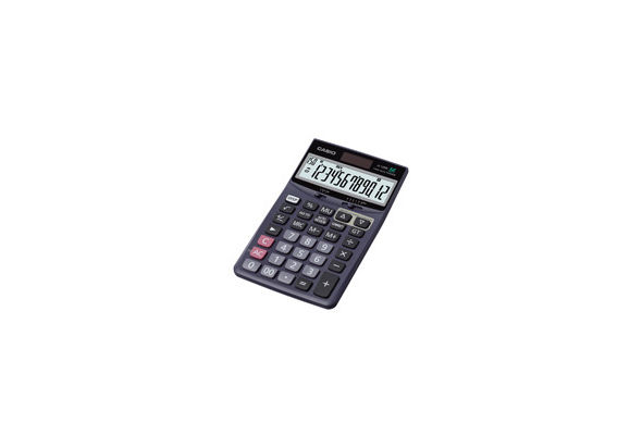 Casio JJ120D-R Check Calculator