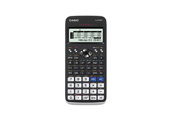 Casio FX-570EX Calculator